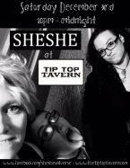 SHESHE at Tip Top 12_3_16