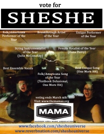 SHESHE MAMA
