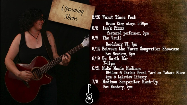 june '18 shows